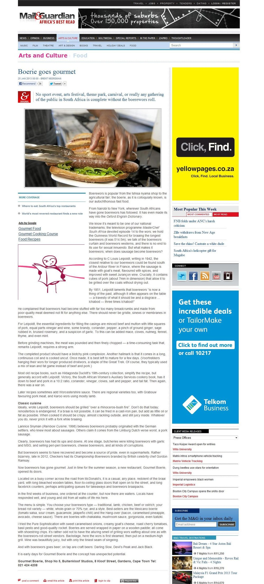 Mail & Guardian -
