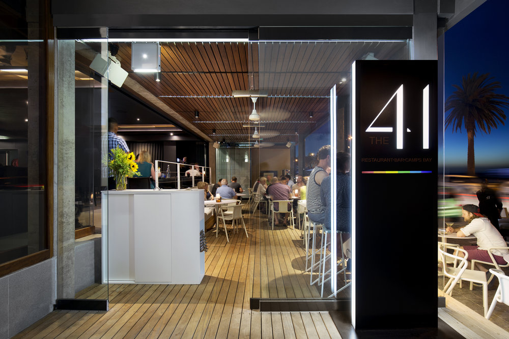 The 41 -