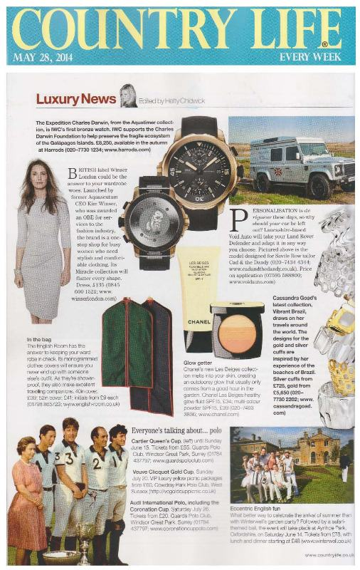 Country Life, May 2014