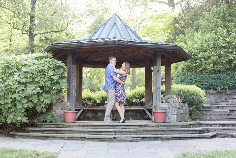 Rachel and Simon\'s Brookside Gardens Engagement Shoot — Skyler Anne ...