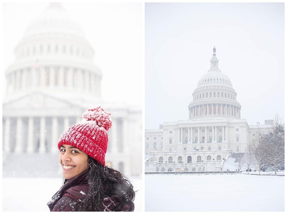 DC Snow Day Jan 2019
