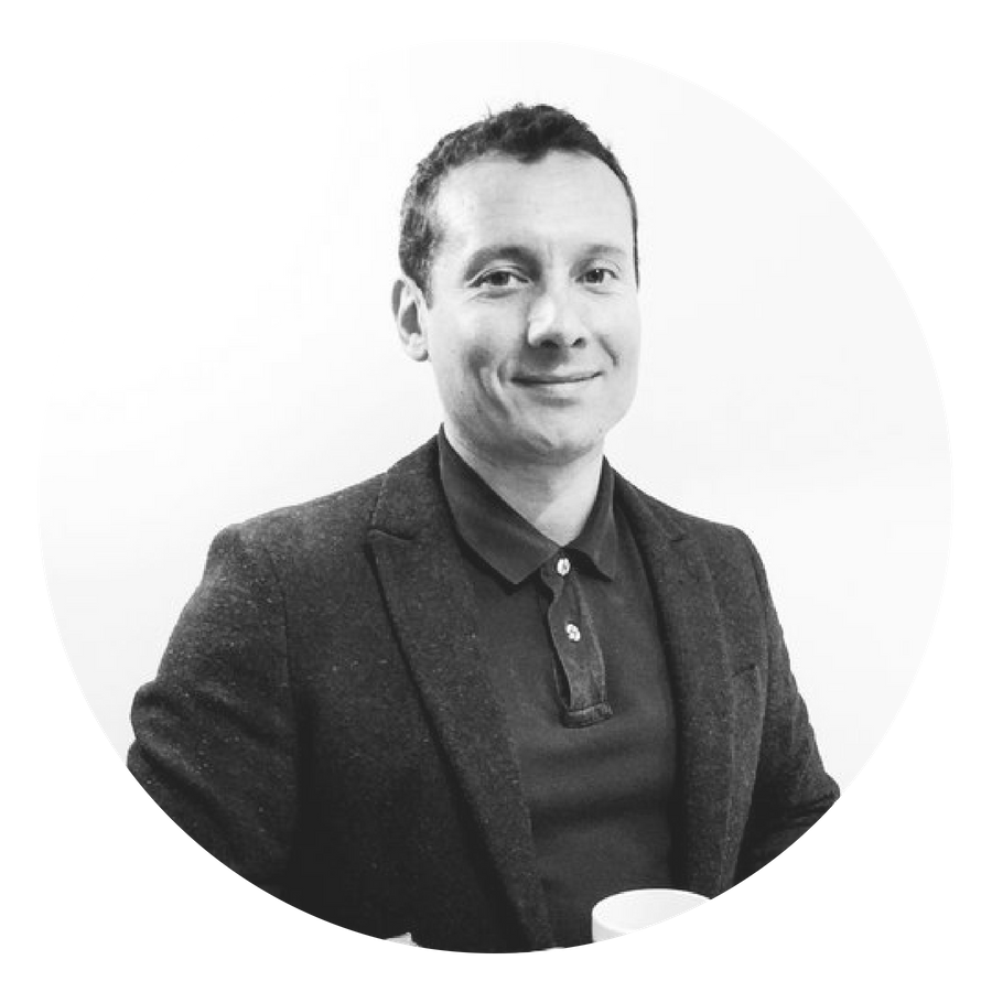 Adriano Herdman - Co-Founder & Delivery Lead