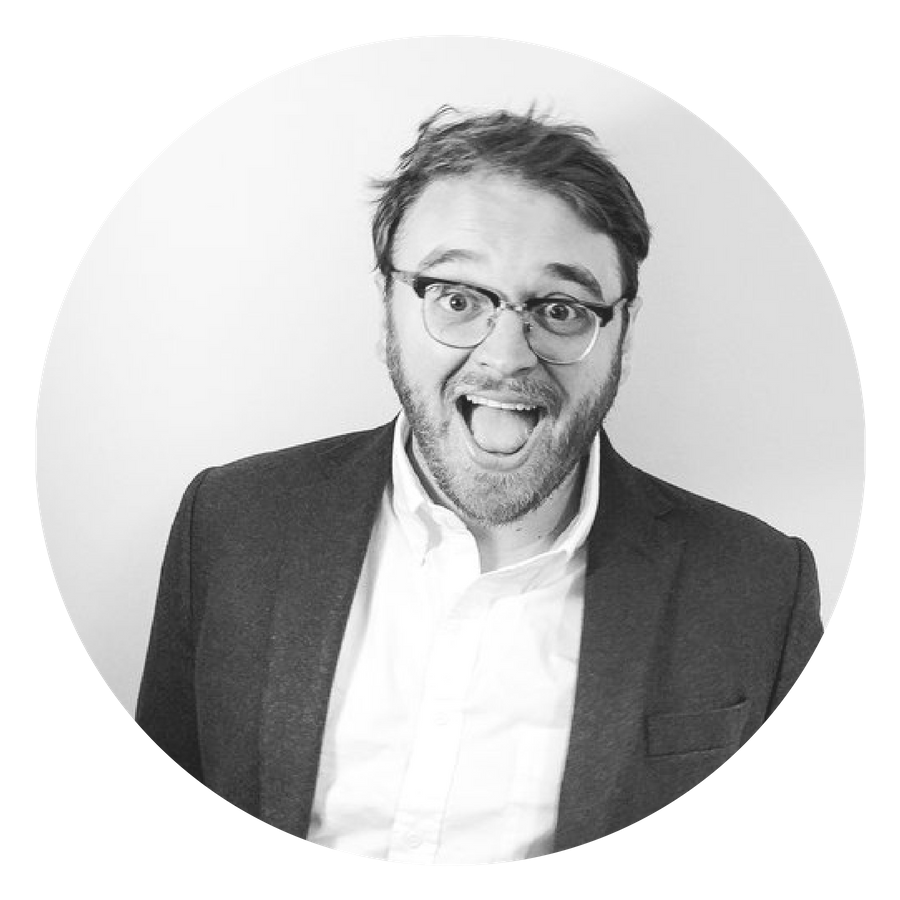 Chris Haslam - Co-Founder &Delivery Lead