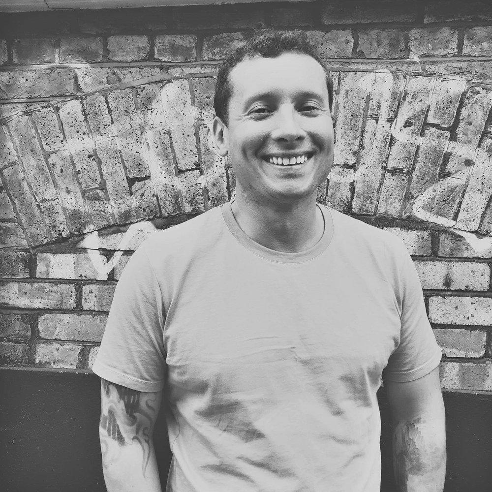 Adriano Herdman - Co - Founder -