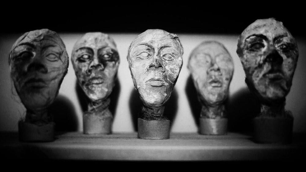 Statues by Katarzyna Horzela