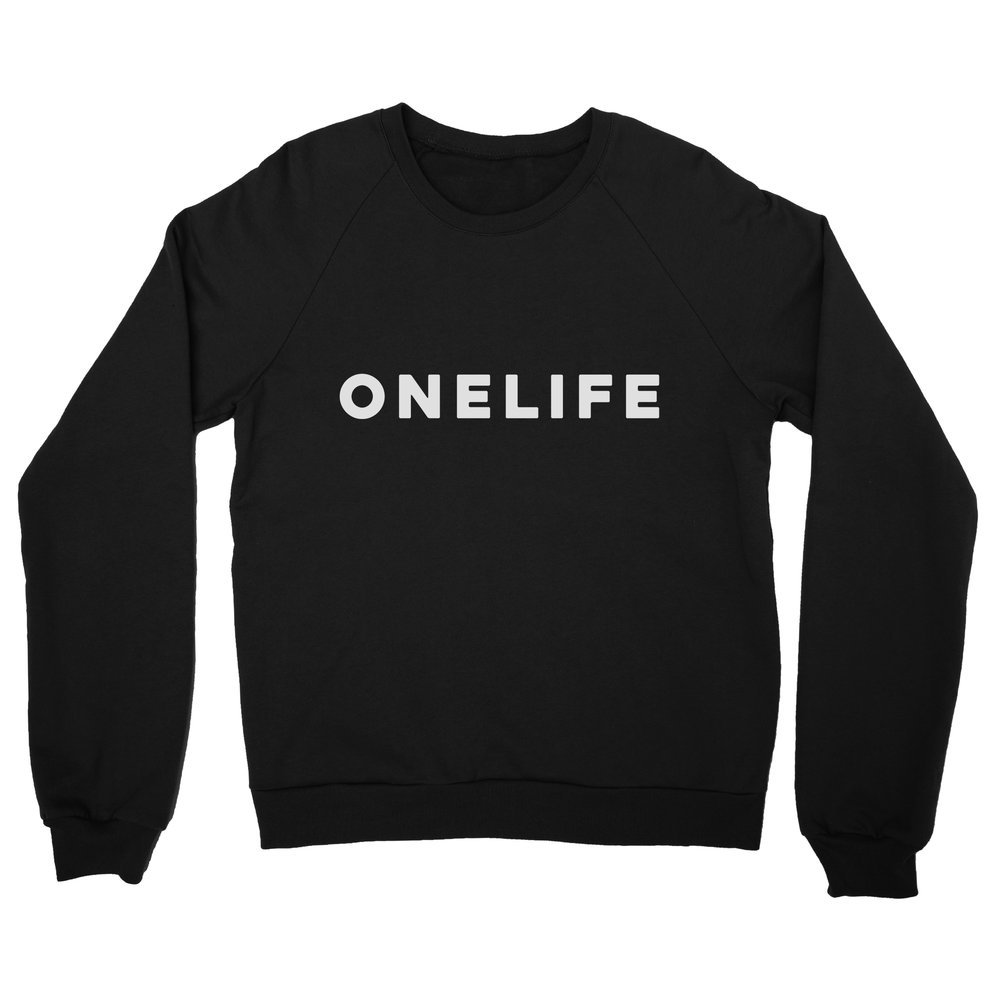 Black Onelife Sweater - £20 -