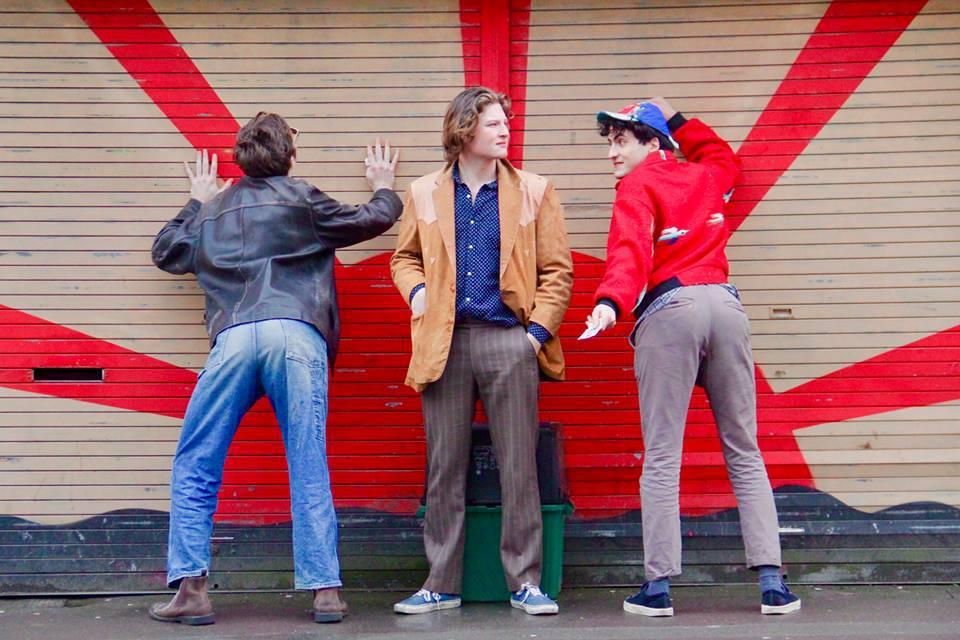 Sam Stone interviews a Bristol band called Spang Sisters following their gig at the crofters rights.