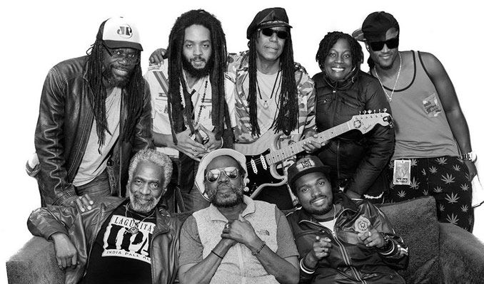 Louise Taylor interviews Danglin' from the Wailers