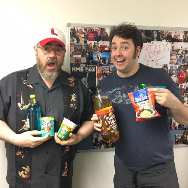 Jason Manford popped by the Burst studio to record his Absolute Radio podcast, and brought Phill Jupitus along with him. Burst's Patrick Thomas caught up with them for a quick chat.