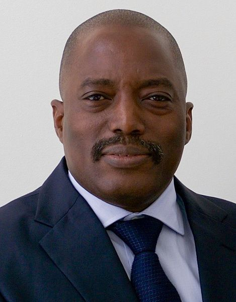 Outgoing President Joseph Kabila, by the US Department of State, 22 April 2016.