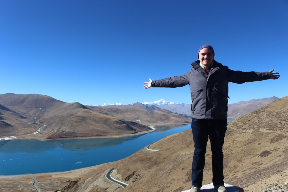 Lake Yamzho Yumco, Tibet, China (2017)