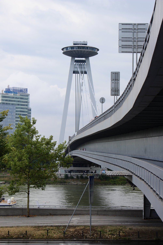 SNP Bridge (Bratislava, Solvakia)