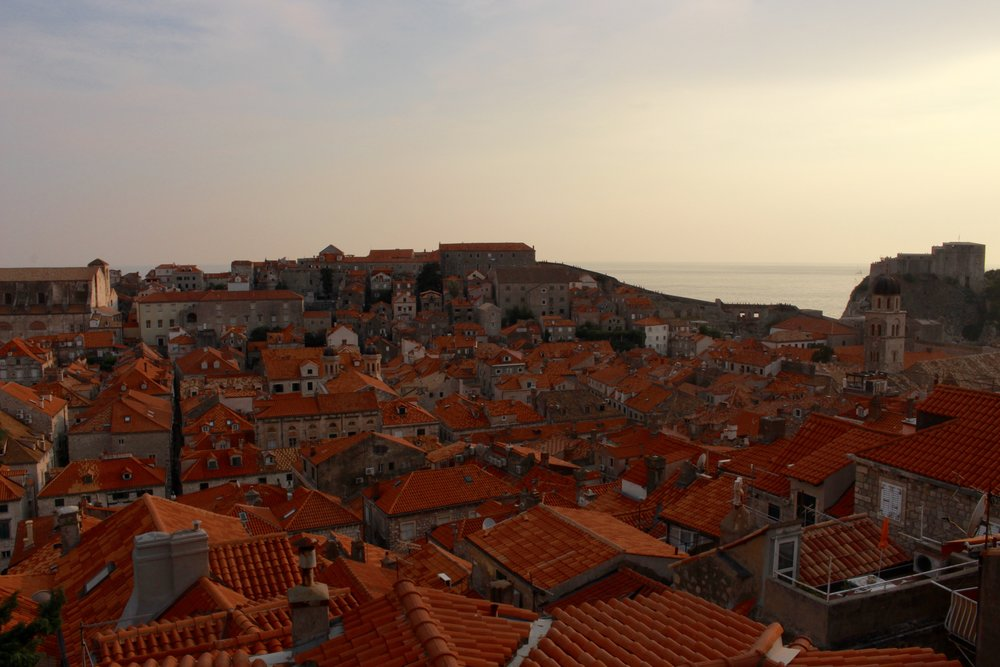The Trans Traveller in Dubrovnik