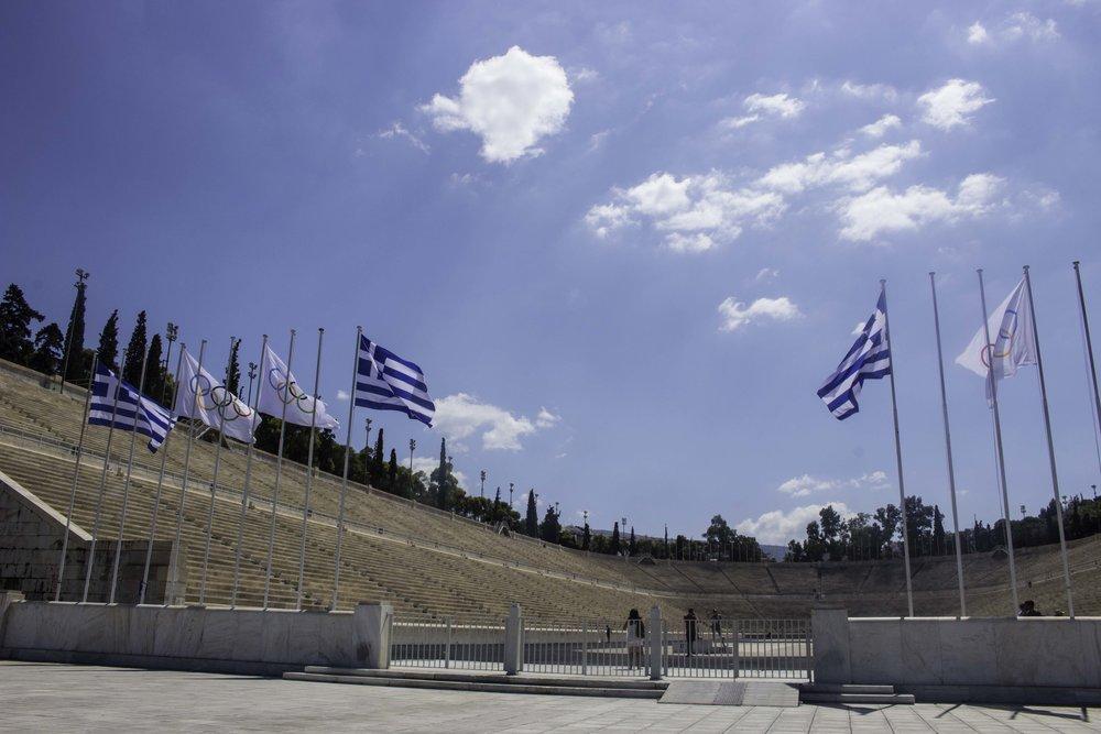 Panathenaic Stadium (Athens, Greece)