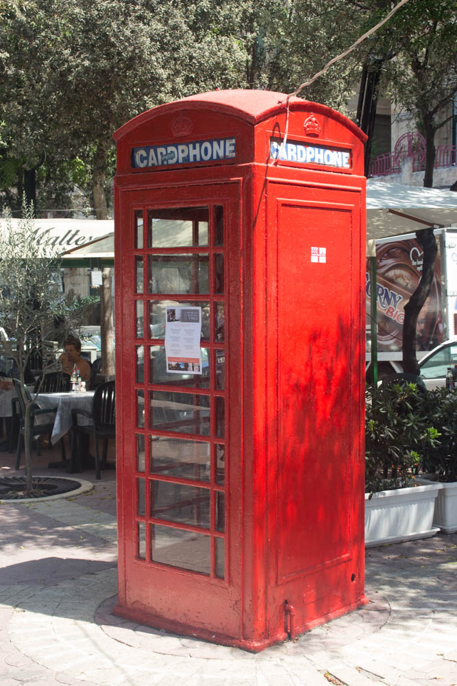 Telephone Booth Malta