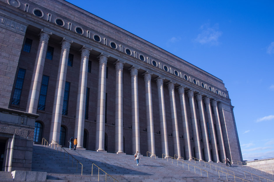 Parliament House, Helsinki