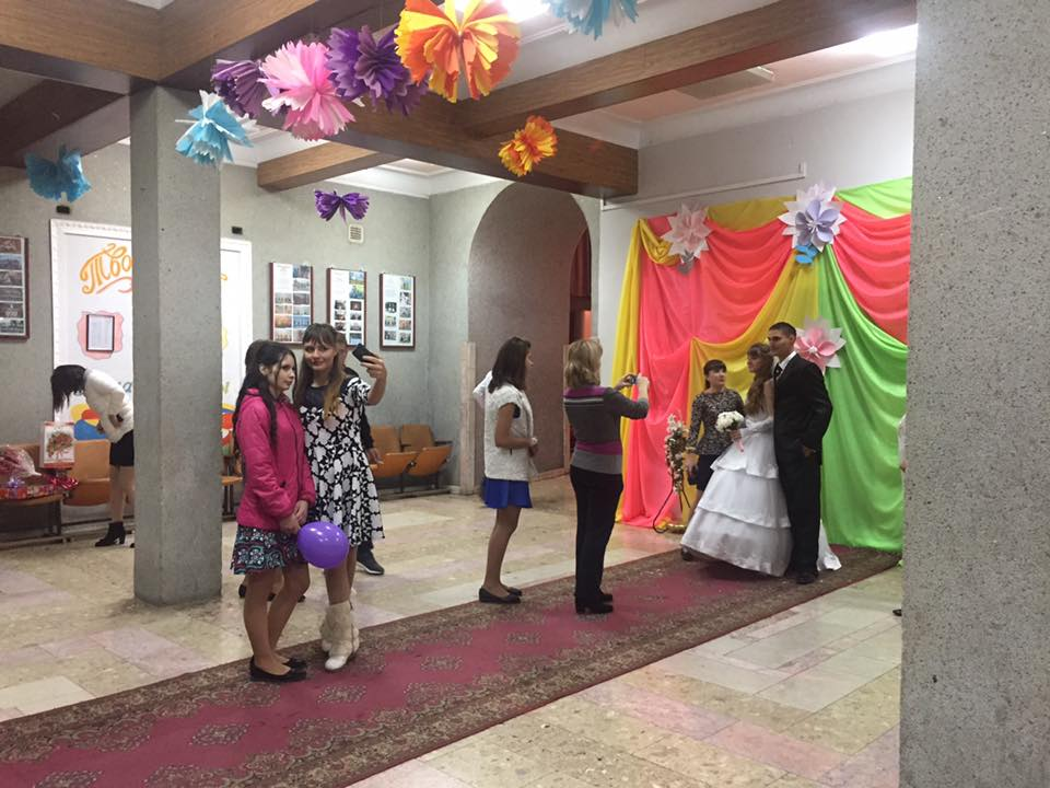Wedding in Transnistria