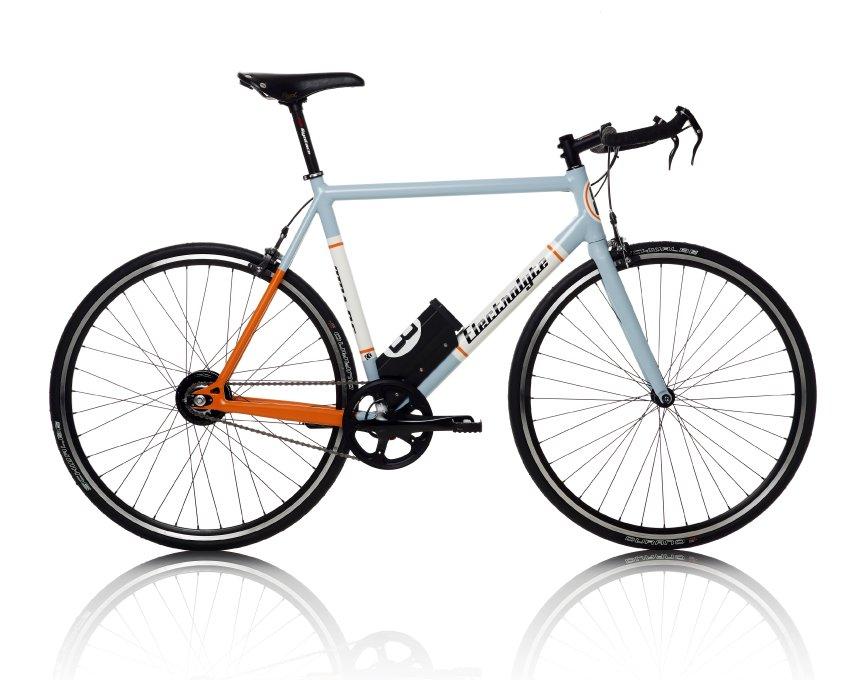 First series Electrolyte single speed e-bike