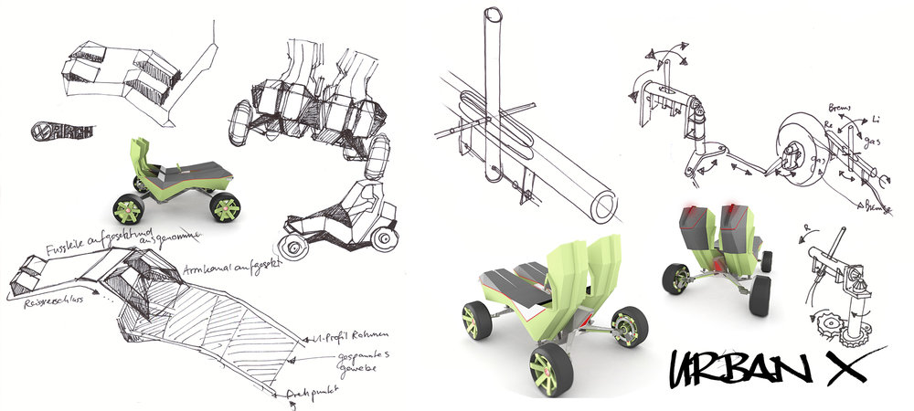 Design and mechanical exploration
