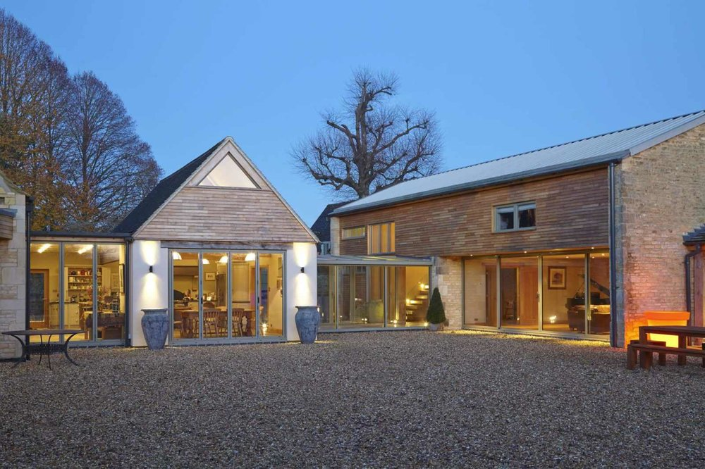 BARN EXTENSION