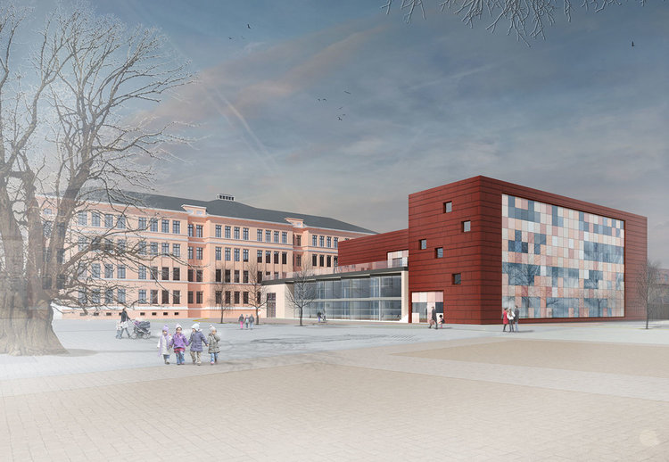 Architekten In Leipzig leipzig international behet bondzio architekten