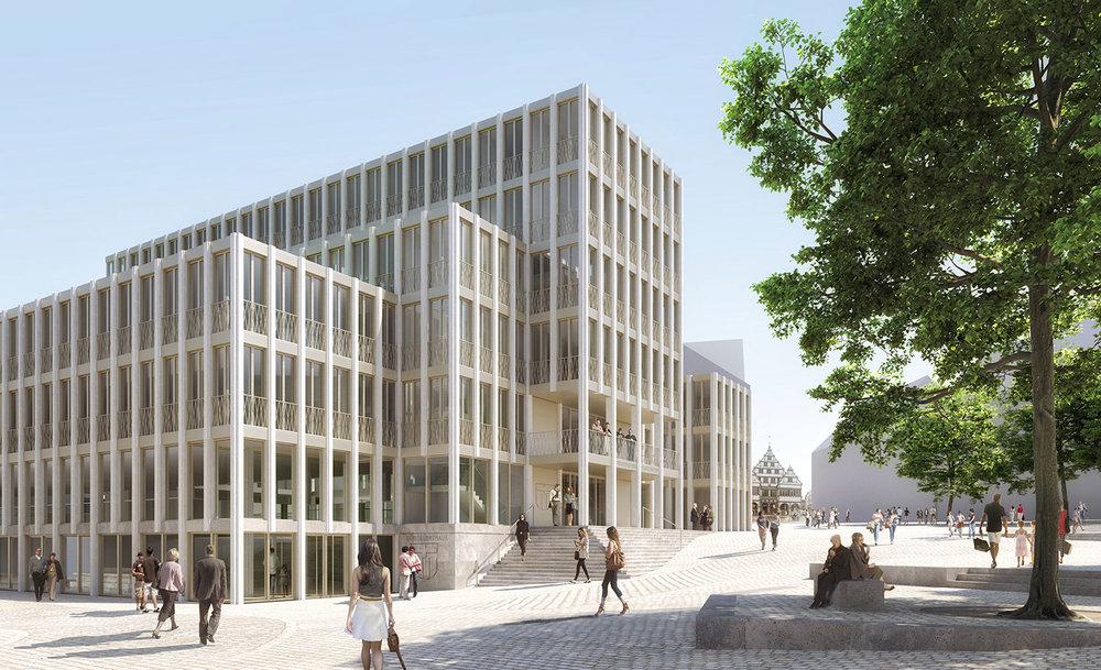Behet bondzio lin architekten - Architekten paderborn ...