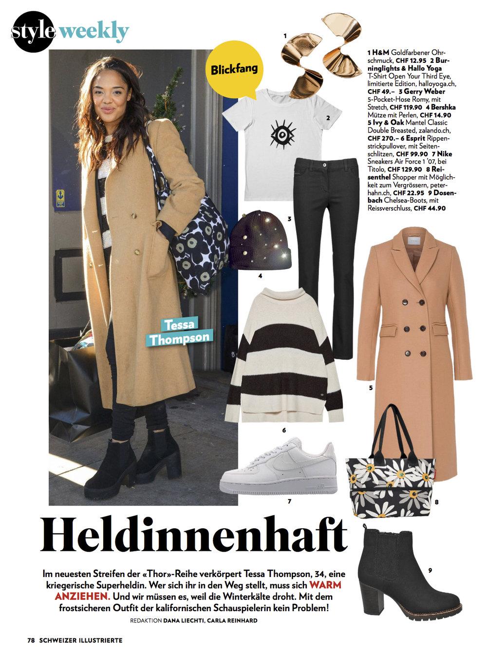 Schweizer Illustrierte, 24.11.2017