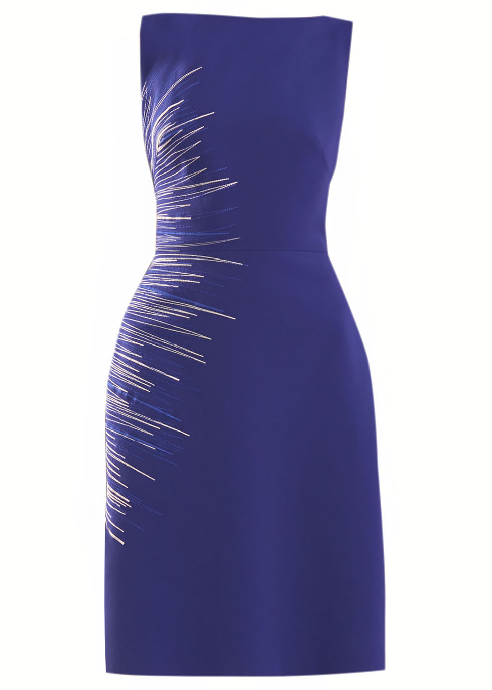 Boat neck embroidery dress-image.jpg
