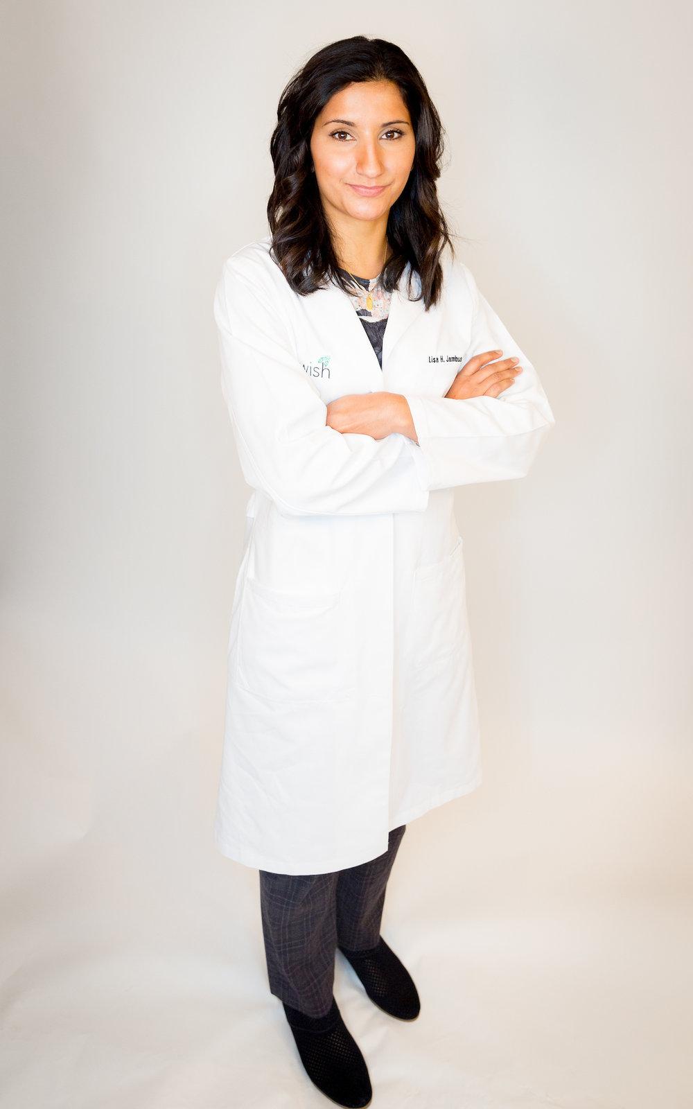 Lisa Jambusaria, M.D., FPMRS