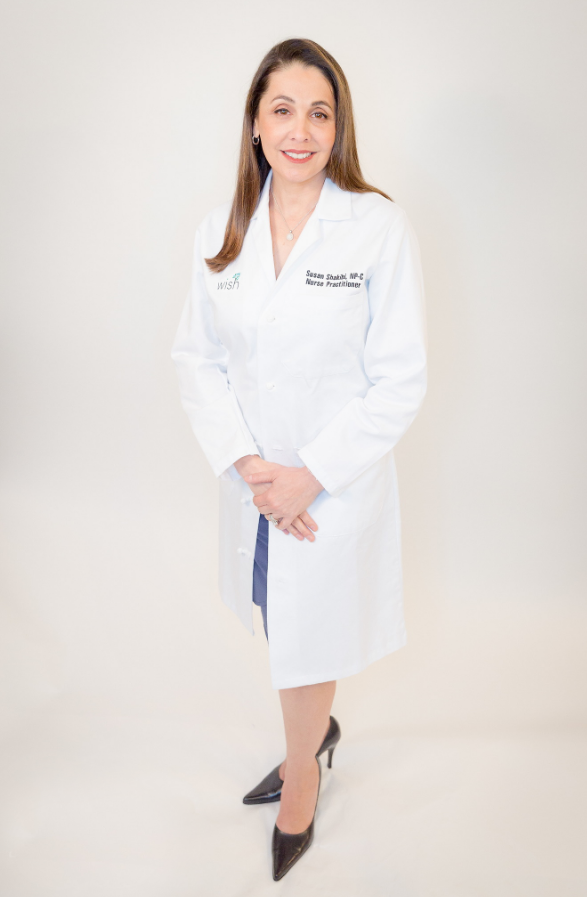 Susan Shakibi Nurse Practitioner at the WISH MedSpa Nashville