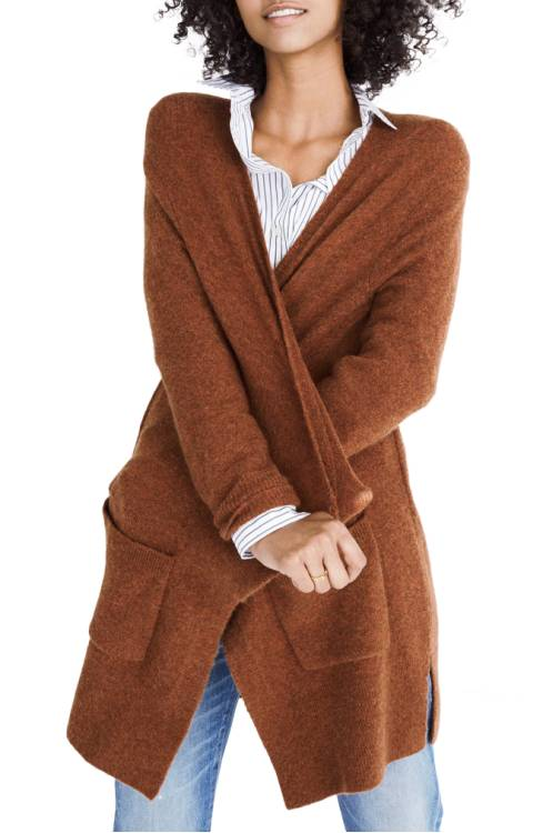 Madewell Kent Cardigan Sweater $98