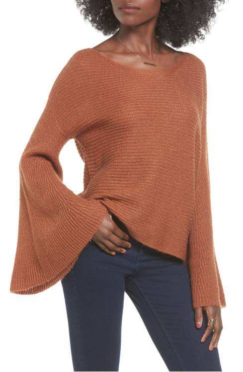 BP Flare Sleeve Sweater $39