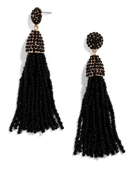 BaubleBar Tassel Earrings $36