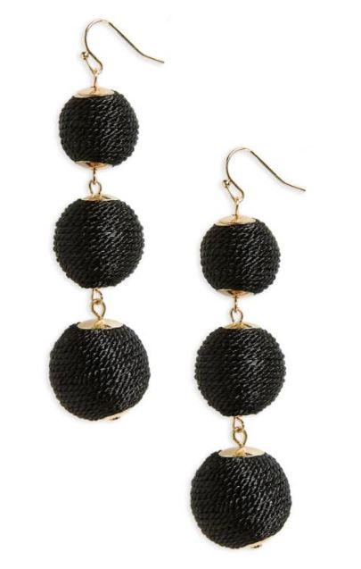 BP. Ball Drop Earrings $14
