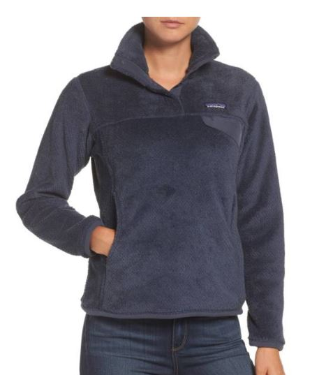 Patagonia Re-Tool Snap Pullover $119
