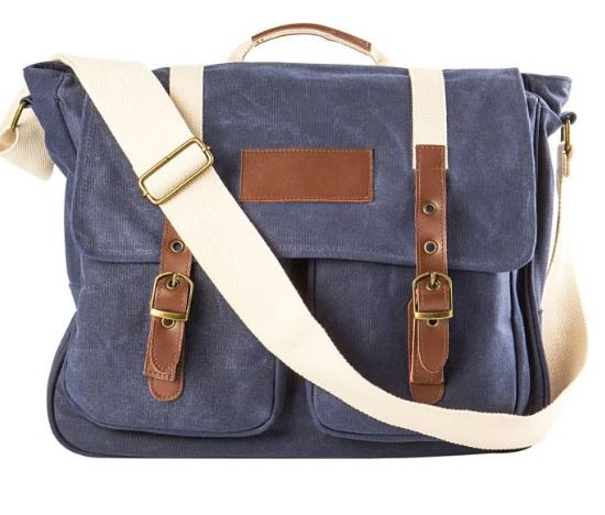 Cathy's Concepts Monogram Messenger Bag $82