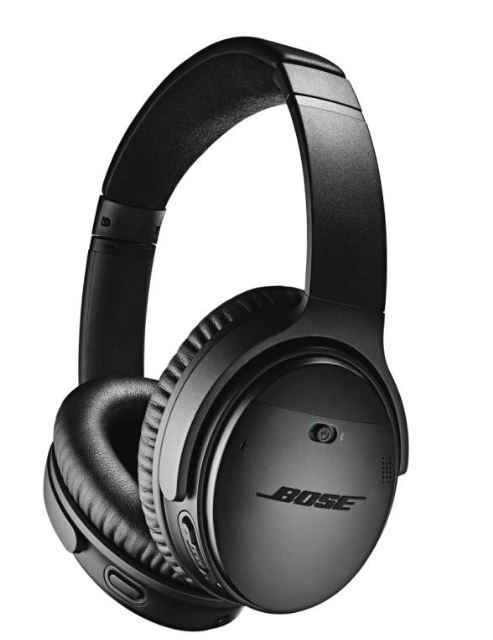 BOSE QuietComfort® 35 Wireless Headphones II $350
