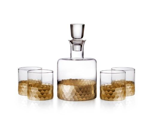 American Atelier 'Daphne' Decanter & Whiskey Glasses $60
