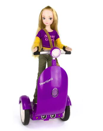 Smart Gurlz Siggy with Jen Doll $80