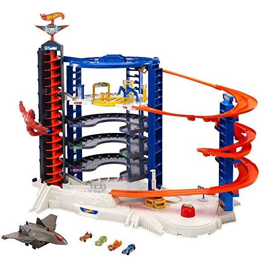 Hot Wheels Super Ultimate Garage Playset $164