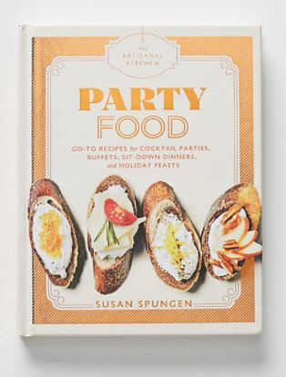 Anthropologie The Artisanal Kitchen: Party Food $12