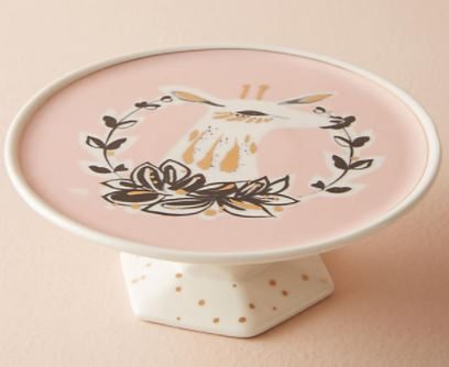 Anthropologie Doe Mini Cakestand $16