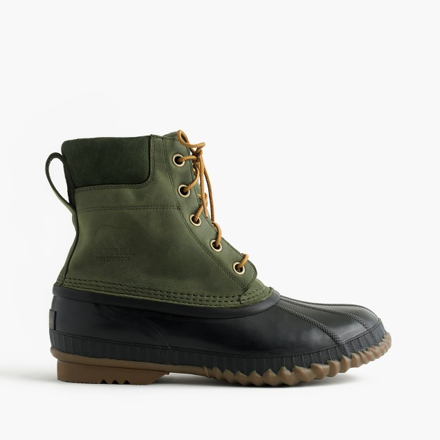 Sorel® for J.Crew Cheyanne™ boots in pine $150