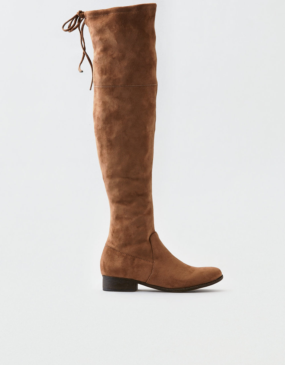 AEO OVER THE KNEE BOOT $70