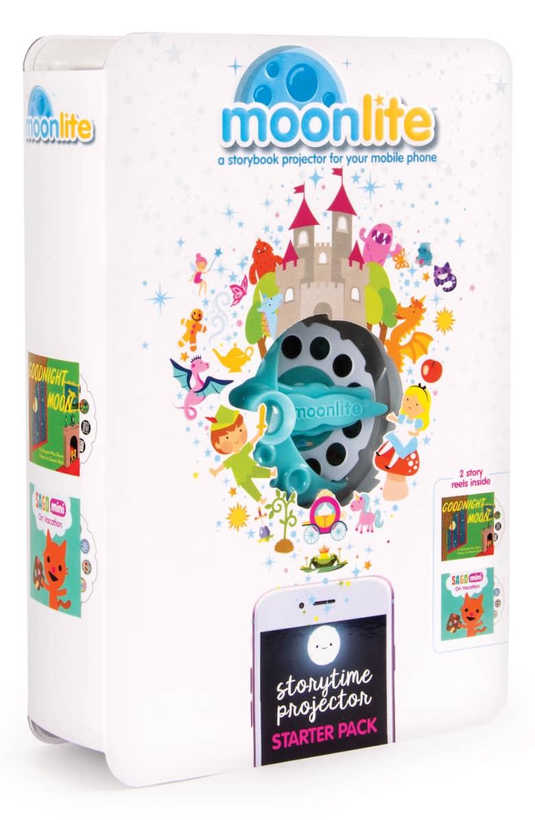 Spin Master Moonlite Storybook Projector Starter Pack