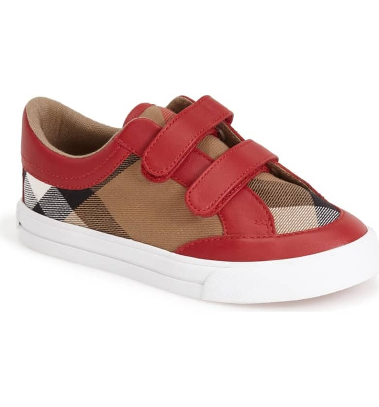 Burberry Mini HeachamSneaker