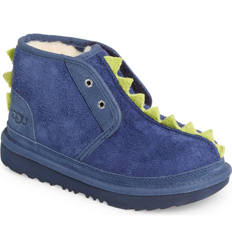 UGG Dydo Neumel Genuine Shearling Lined Boots