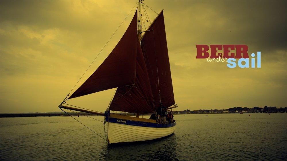 Coastal Explorations Co. - Beer Under Sail