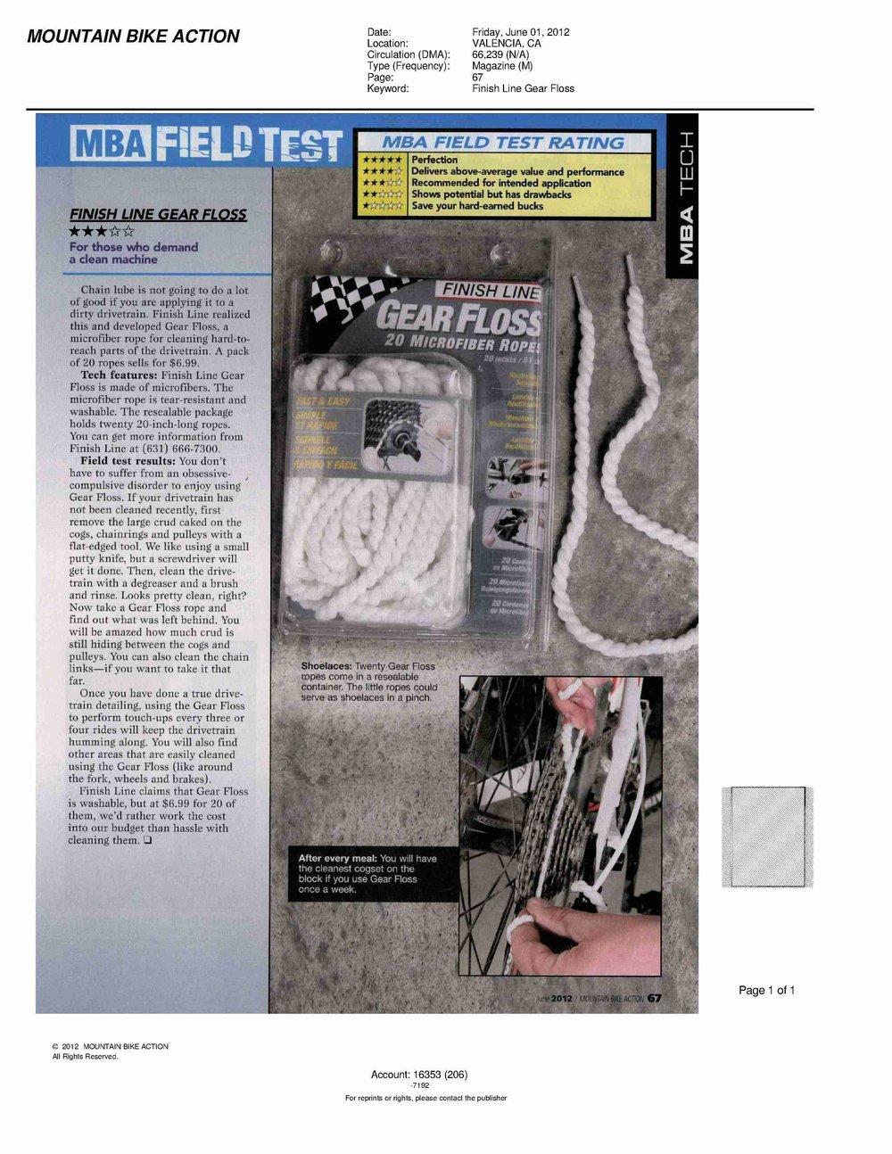 Finish Line Press Coverage