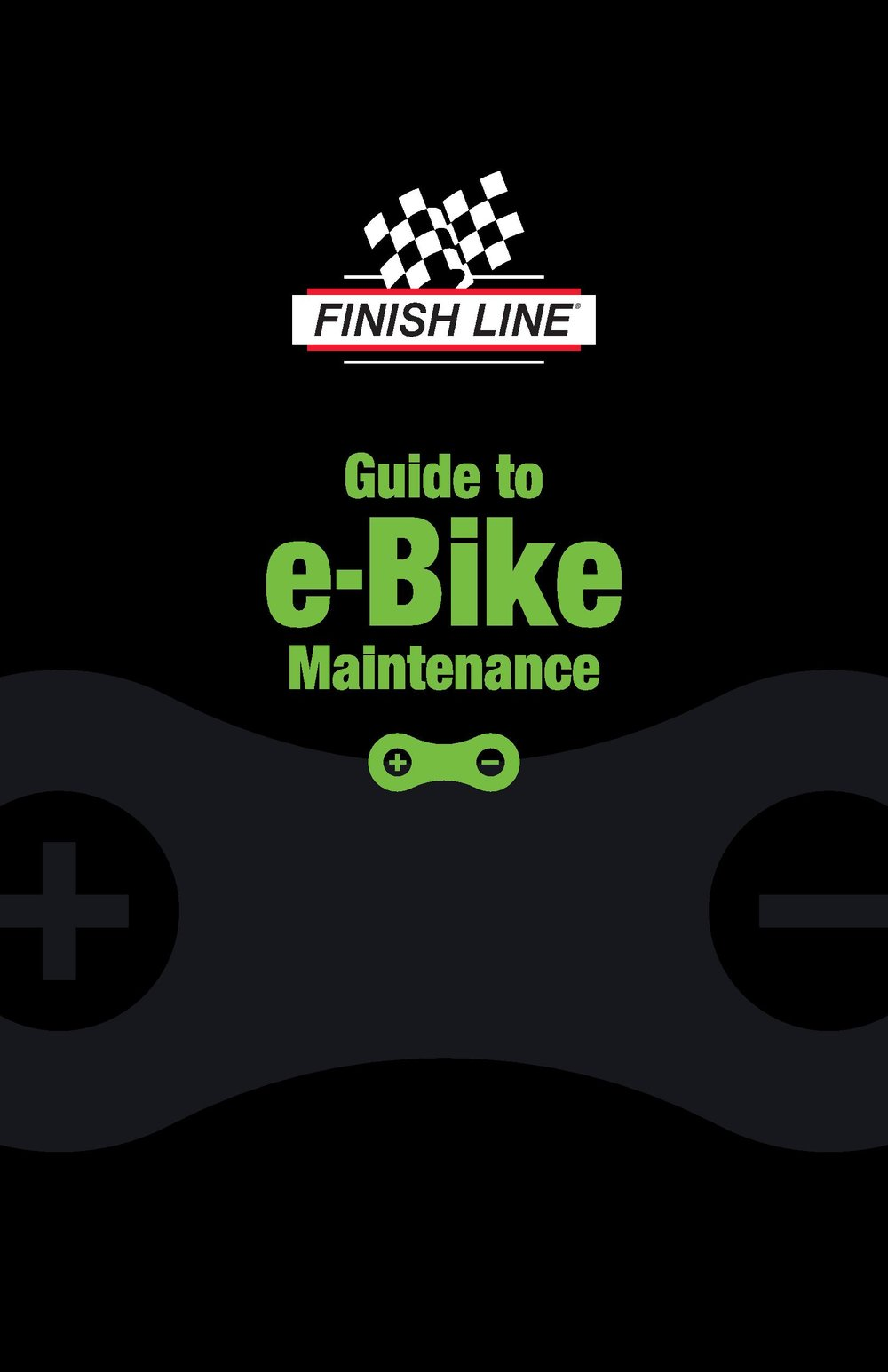 Finish Line e-Bike Brochure
